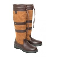 Women's Galway Boot in Brown by Dubarry of Ireland