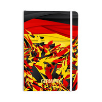 "Danny Ivan ""Germany"" World Cup Everything Notebook"