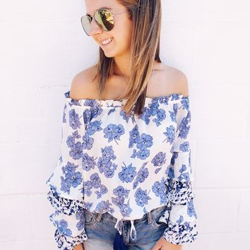 Keep It Breezy Blouse