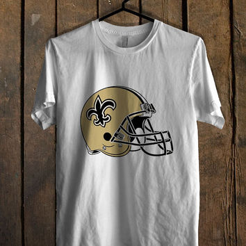 New Orleans Saints Logo T Shirt Mens T Shirt and Womens T Shirt *