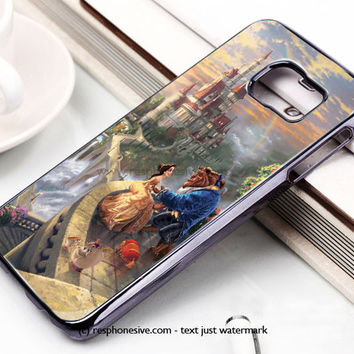 Disney Beauty And The Beast 2 Samsung Galaxy S6 and S6 Edge Case