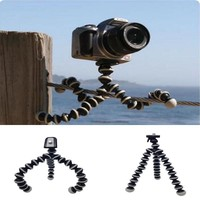 Mini Flexible Tripod Octopus Stand Gorilla Pod For GoPro Camera/SLR/DV
