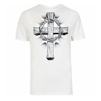 Cross with Crown of Thorns T-shirt