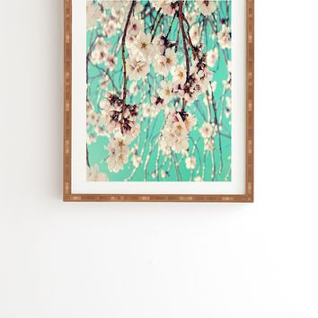 Lisa Argyropoulos Spring Showers Framed Wall Art