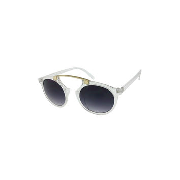 Unisex Bridge-less Sunglasses