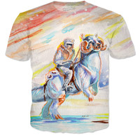 Star Wars: Tauntaun T-Shirt