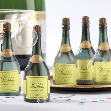 Bubbly Champagne Bubbles (Set Of 24)