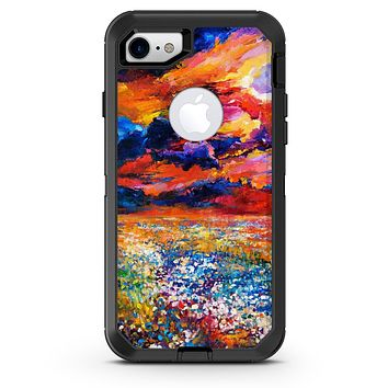 Oil Painted Meadow - iPhone 7 or 8 OtterBox Case & Skin Kits