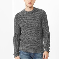 Gap Men Front Cable Stitch Sweater