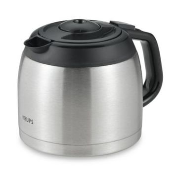 Krups® FMF 10-Cup Thermal Stainless Steel Replacement Carafe
