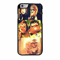 carl and ellie transformation up movie case for iphone 6 plus 6s plus