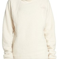 The North Face Hooded Fleece Pullover | Nordstrom