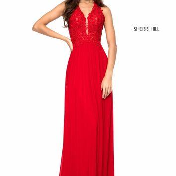Sherri Hill - 51553 - Prom Dress - Prom Gown - 51553