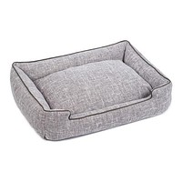 Lounge Dog Bed — Harper Gris