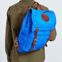 Yuketen Quilted Canoe Backpack-