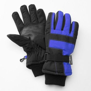 CREY7GX Tek Gear Thinsulate Ski Gloves