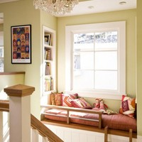 Favorite Places & Spaces / Multifunctional Rooms  