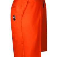 OB ProCool Men's Golf Shorts (Orange)