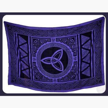 Triquetra  Tapestry