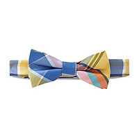 Starting Out Spring Plaid Bow Tie