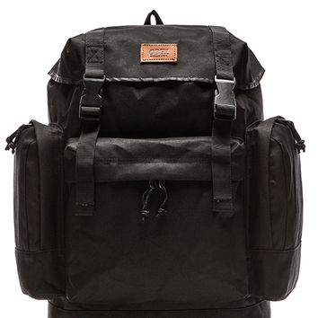 Obey Everett Rucksack in Black