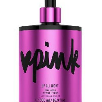 Limited-edition Up All Night Body Lotion - Victorias Secret PINK - Victoria's Secret