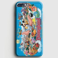 Mickey And Dumbo Take Flight At Disney Parks iPhone 7 Plus Case