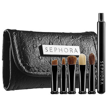SEPHORA COLLECTION Look Smart Travel Eye Brush Set
