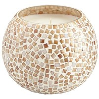 Coconut Isles Mosaic Filled Candle