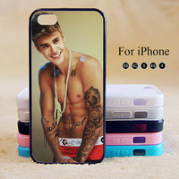 Justin Bieber,Signature,iPhone 5 case,iPhone 5C Case,iPhone 5S Case, Phone case,iPhone 4 Case, iPhone 4S Case,Case-IP002Cal