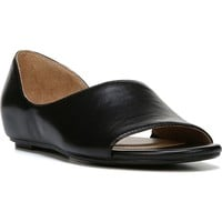 Naturalizer Lucie Half d'Orsay Flat (Women) | Nordstrom