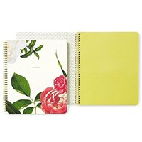 Kate Spade New York Spiral Notebook, Large, Floral (168130)