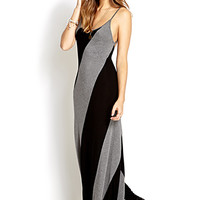 Everyday Colorblocked Maxi Dress