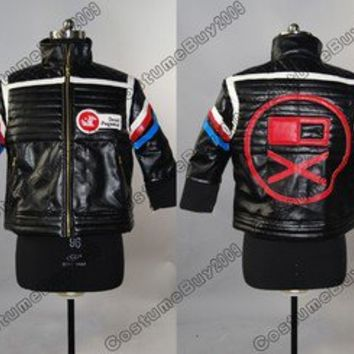 My Chemical Romance Party Poison Jacket Costume Black Version