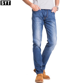Men's Casual Designer Denim Jeans