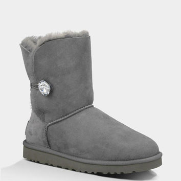 Ugg Bailey Bling Womens Boots Grey  In Sizes