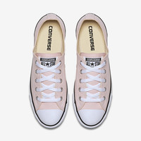 The Converse Chuck Taylor All Star Dainty Low Top Women's Shoe.