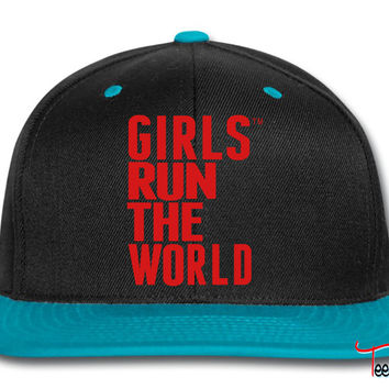 GIRLS RUN THE WORLD Snapback