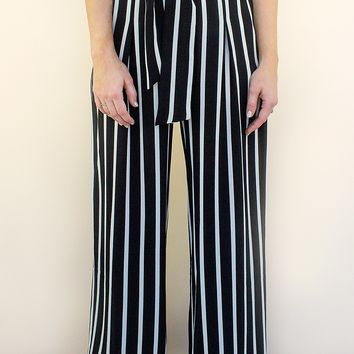 Tropez Striped Pant