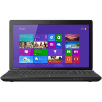"Walmart: Toshiba Satin Black 15.6"" C55-A5220 Laptop PC with Intel Celeron 1037U Processor and Windows 8 Operating System"