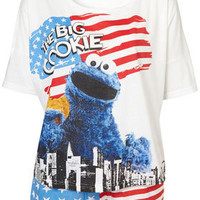 The Big Cookie Tee And Short PJ Set - New In This Week - New In - Topshop USA