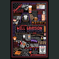 Will Grayson Will Grayson Collage Poster