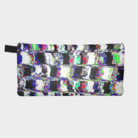 Abstract wall Pencil Case