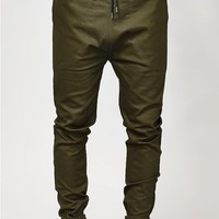 ZESPY PANT FOREST GREEN - I Love Ugly