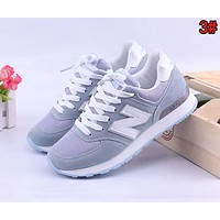New Balance Classic Women Casual Breathable Sport Sneakers Shoes 3#
