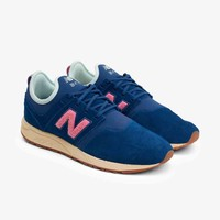 Titolo MRL247 Pink + Blue Sneakers by  x New Balance