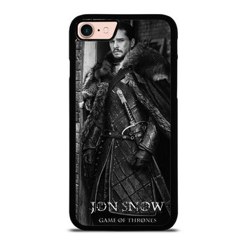 JON SNOW Game of Thrones iPhone 8 Case