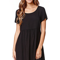 LA Hearts Woven Babydoll Dress at PacSun.com