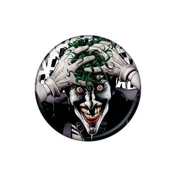 Joker The Killing Joke Button
