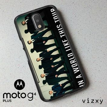 Backstreet Boys BSB Z0125 Motorola Moto G4 | G4 Plus Case